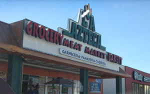 La Azteca Meat Market Tiendas